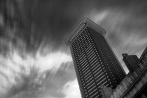 Blurry sky by tvrphotography