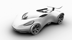 Lotus Hotwheels, Occlusion Test by SlotheriuS