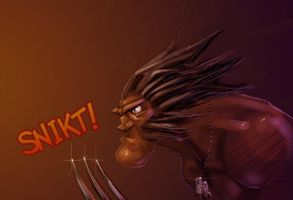 SNIKT by MightyMoose