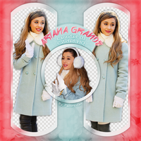 Photopack PNG / Ariana Grande / 25 by PamHoran