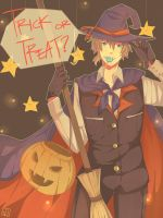 CR Event - Happy Halloween by godangdang