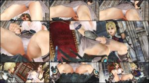 Sophitia's secret love #1 by tzjda