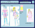 TSS: Senshi Fate by sailorx161