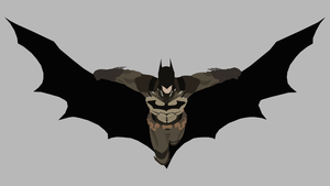 Batman by Reverendtundra