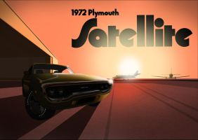 plymouth satellite by bicargo