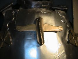 Final Fantasy 13 2 cosplay armour small details by killseal