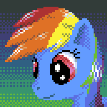 DB32 Rainbow Dash by PhatGuy111