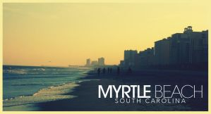 Myrtle Beach Waterscape by mattnagy