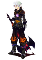 Dragon nest: Halloween character by Arisa01