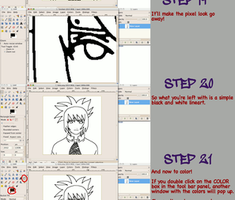 Simple GIMP drawing Tutorial by Sorceress2000