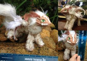 Sileria - Poseable Creature - More Photos - SOLD by SonsationalCreations