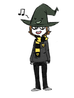 look at my hat by GravelPudding