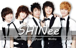 SHINee Wallapper 1280x800 by Seph-the-Zeth
