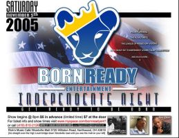 Born Ready ID5 Handbill by Tigga76