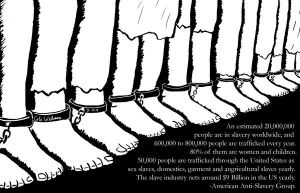 Feet of Slaves by cwgodzilla