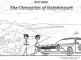 The Chronicles of Dolphinport by Mike-Dragon