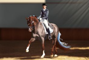 Wake Me Up RSS-Spectacular Stallion Show by YleniaBax