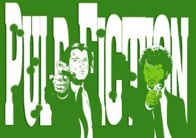 Pulp fiction by Acard