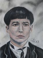 Credence Barebone by LoonaLucy