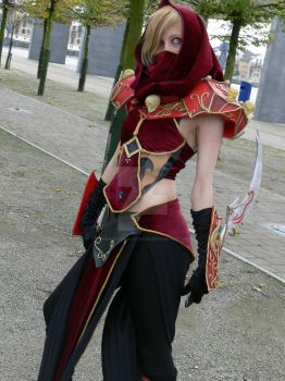 WoW Blood Elf Rouge -MCM- by TheManOfManyFaces