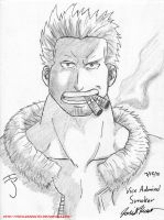 Day 11: Smoker by HyruleExorcist