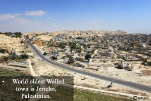 aerial-view-of-jericho-Palestine by waqascuteboy