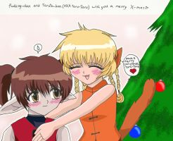 TMM- Christmas by AnimeKittyCafe