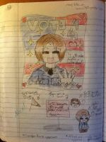 Italy as President! :D by MintFrost12