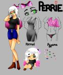 Perrie - Ref - Contest by ColourfulSyrup