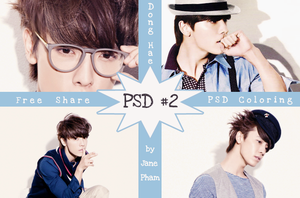 Psd Coloring #2 by JanePham