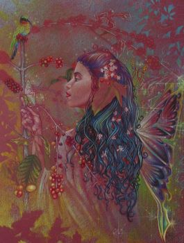 fairie fragments by atomsanddust