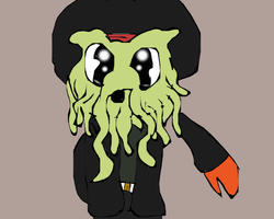 my first Davy Jones by C-J-Sparrow