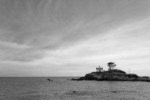 Battery Point Lighthouse by enunez