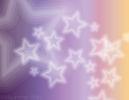 Midsummer Stars - Ai Brush by vicexversa