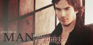 Ian Somerhalder - Damon by McOlussska