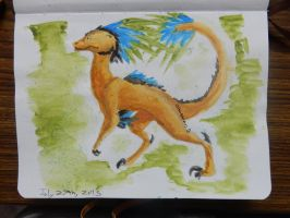 Raptor-inspired-thingy-mah-jig by authorjack