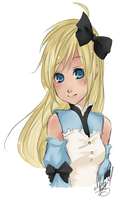 Alice by Marfcake