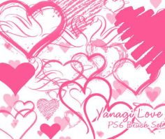Yanagi Love Brushes by yanagi-san