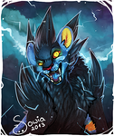 Luxray by sowia