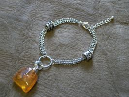 amber and silver 2 by MsLinden