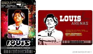 AD4 I.D. Louis by joviedayon
