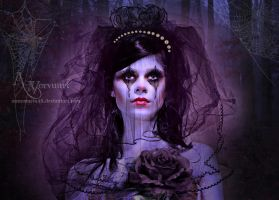 The spooky woman 1 by annemaria48