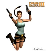 Tomb Raider 3 Remake 2 by XTombRaiderxx