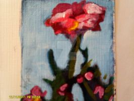 Water and Flowers Detail by Jaclyn-1996