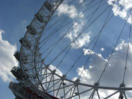 The London Eye by cality