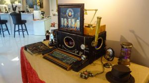 My Steam Punk Computer by yellowbronco