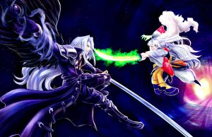 Sephiroth vs Sesshomaru by Will2Link