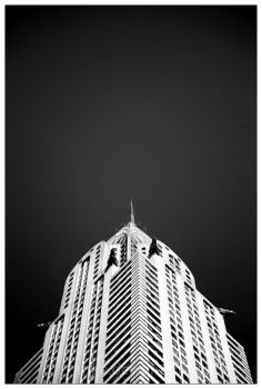 chrysler building by toko