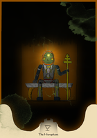 Tarot Challenge-The Hierophant by Master-0f-Puppets