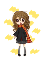 Hermione Granger by tomoyo-chan10